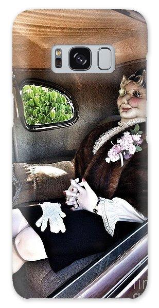Driving Miss Daizee Galaxy Case