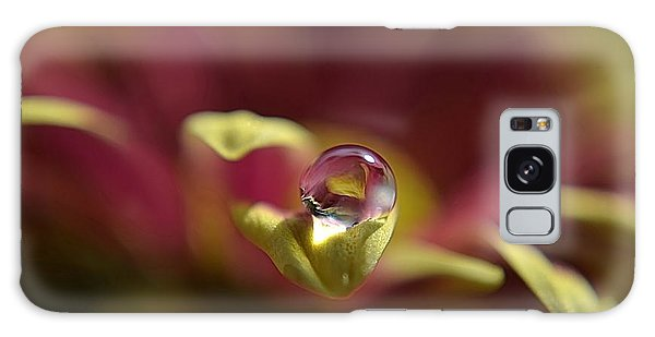 Drop On Petal Galaxy Case by Michelle Meenawong