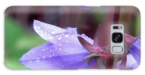 Drops Of Lavender Galaxy Case
