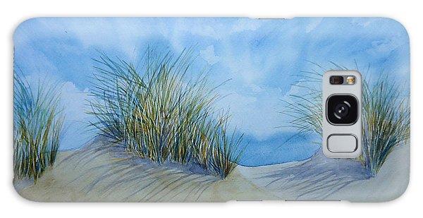 Dry Grass Galaxy Case