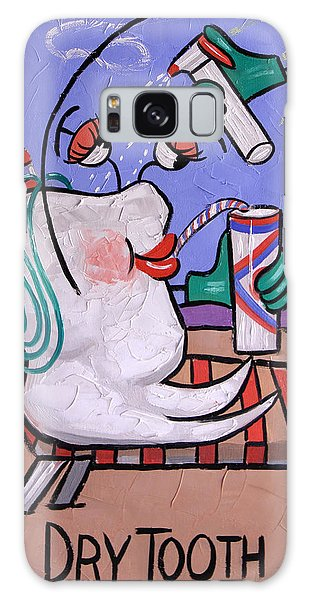 Dry Tooth Dental Art By Anthony Falbo Galaxy Case