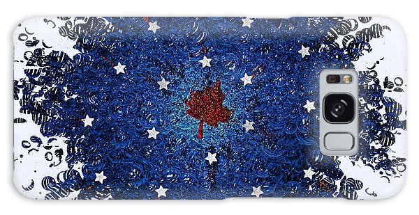 Dual Citizenship 1 Galaxy Case by First Star Art