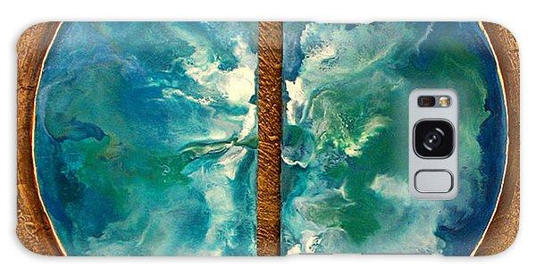 Duality Galaxy Case by Carolyn Goodridge