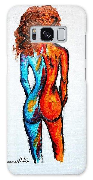 Duality Galaxy Case by Ramona Matei