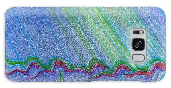Ducks By Jrr Galaxy Case by First Star Art