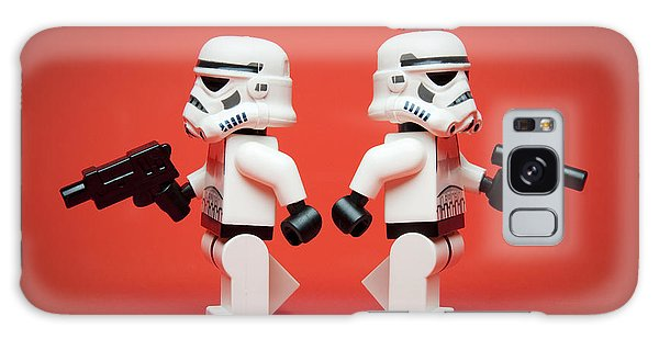 Figures Galaxy Case - Dueling Troopers by Samuel Whitton