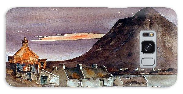 Dugort Achill Island Mayo Galaxy Case