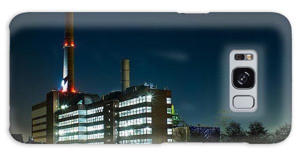 Duisburg Thyssen Krupp Factory Apostel Street Galaxy Case