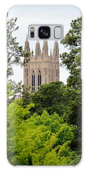 Duke Chapel Galaxy Case by Cynthia Guinn