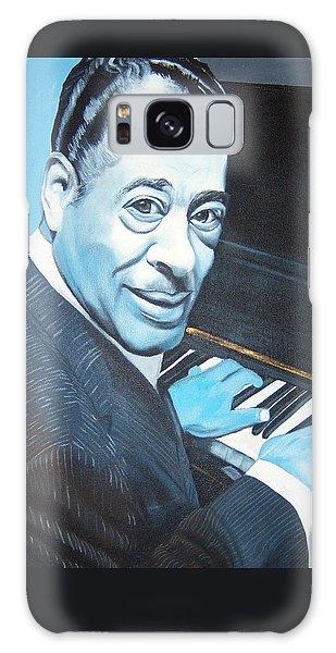 Duke Ellington Galaxy Case by Chelle Brantley