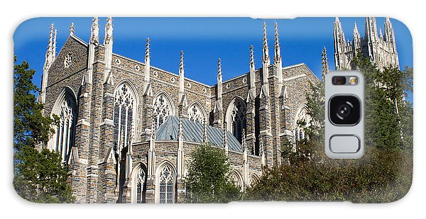 Duke University Chapel Galaxy Case