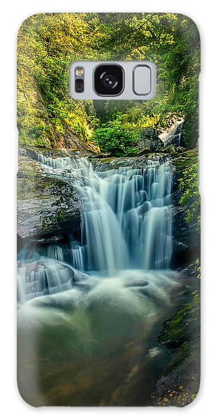 Dukes Creek Falls Galaxy Case