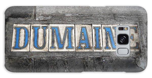 Dumaine Galaxy Case