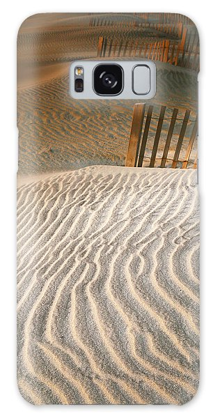 Dune Patterns IIi Galaxy Case