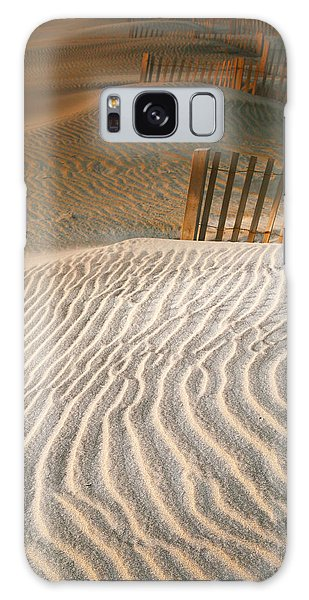 Dune Patterns IIi Galaxy Case by Steven Ainsworth