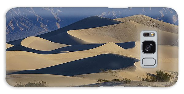 Dunes At Dawn 2 Galaxy Case
