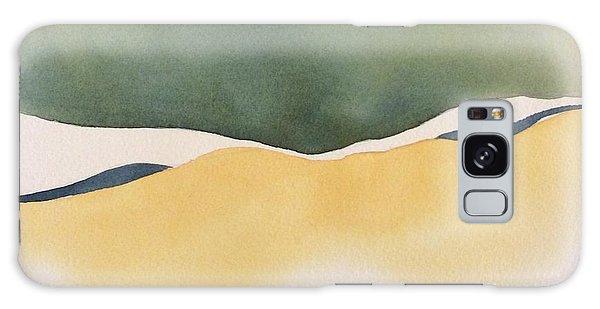 Dunes Galaxy Case by Barbara Tibbets