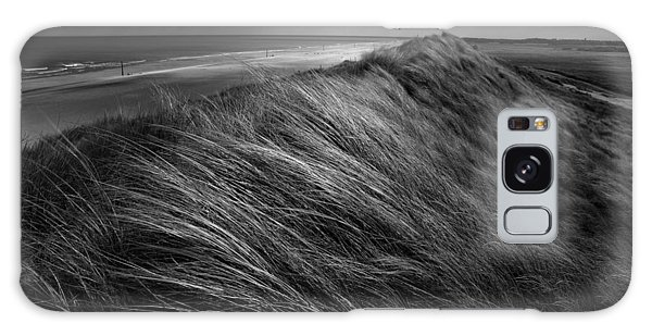 Sand Dunes Galaxy Case - Dunes Hair. by Katarzyna Pardo