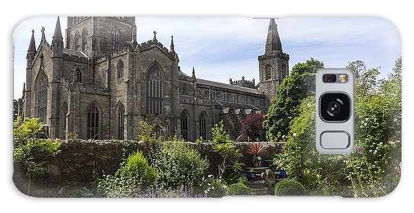 Dunfermline Abbey From The Abbot House Galaxy Case