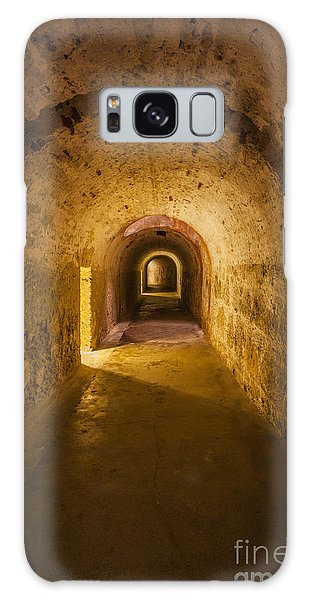 Dungeon At Castillo San Cristobal In Old San Juan Puerto Rico Galaxy Case