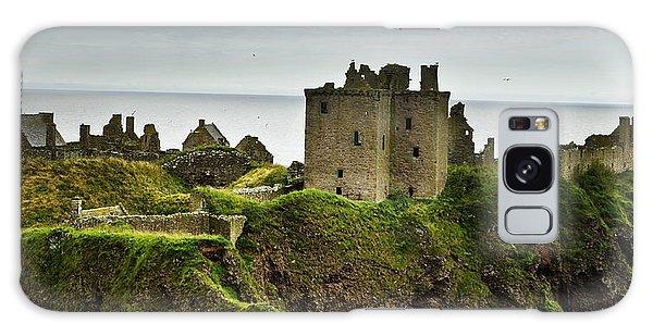 Dunnottar Castle Scotland Galaxy Case