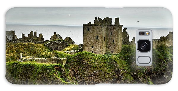 Dunnottar Castle Scotland Galaxy Case