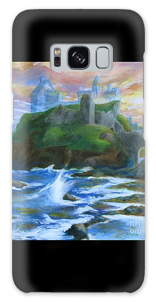 Dunscaith Castle - Shadows Of The Past Galaxy Case