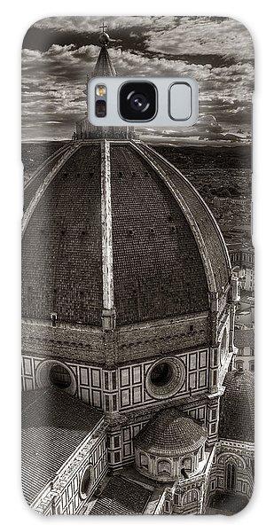 Duomo Dalla Campanile  Galaxy Case