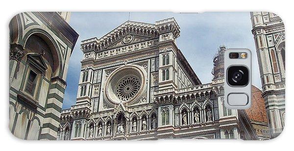 Duomo Florence Galaxy Case