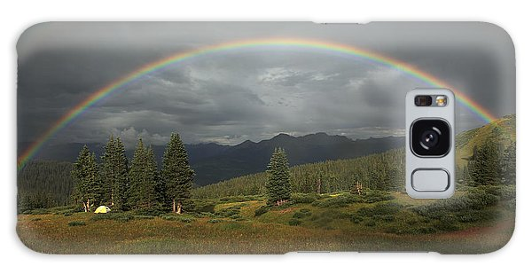 Durango Double Rainbow Galaxy Case by Alan Vance Ley