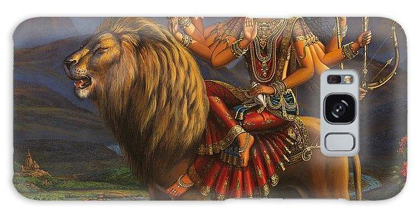 Durga Ma Galaxy Case