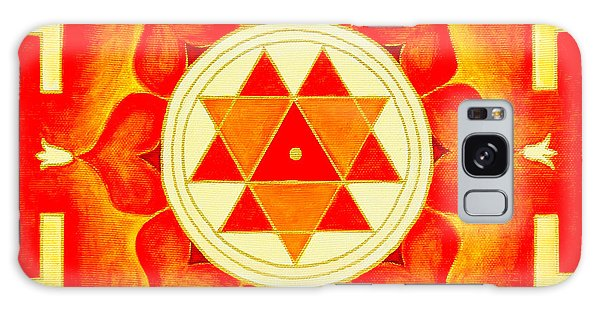 Durga Yantra Is A Powerful Yantra For Transformation Of Consciousness Galaxy Case