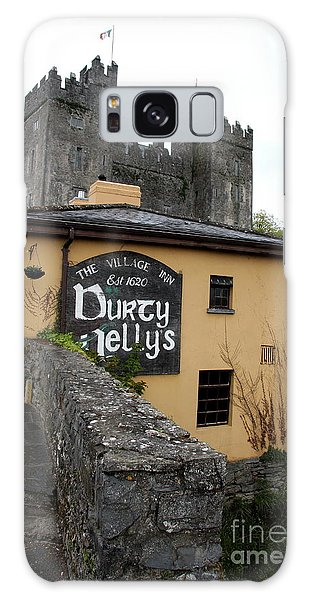 Durty Nellys And Bunraty Castle Galaxy Case