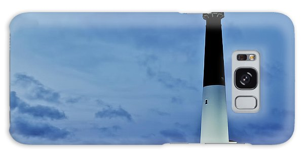 Dusk At Barnegat Lighthouse Galaxy Case