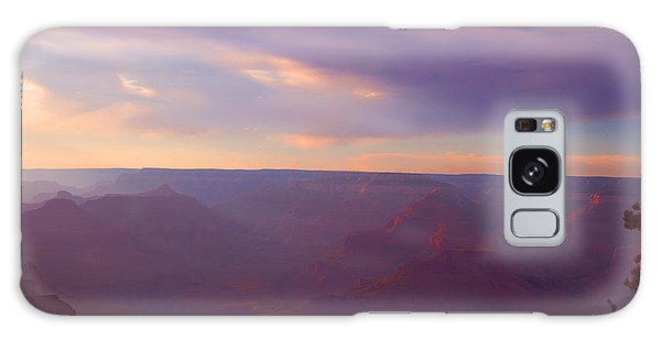 Dusk At The Grand Canyon Galaxy Case by Tom Kelly