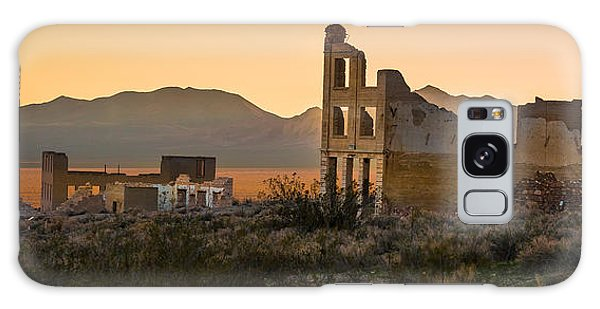 Dusk On Rhyolite Galaxy Case
