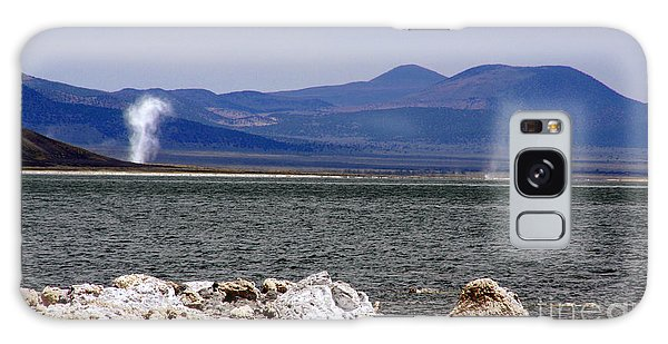 Dust Devils Of Mono Lake Galaxy Case