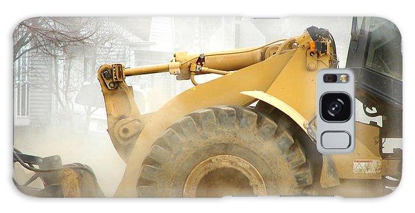 Excavator Galaxy Case - Dust Machine by Olivier Le Queinec