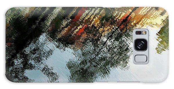 Dutch Canal Reflection Galaxy Case
