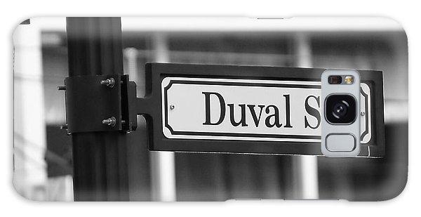 Duval Street Galaxy Case