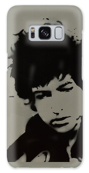Dylan Spray Art Galaxy Case