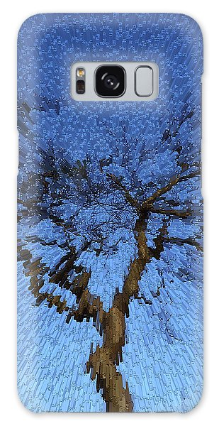 Dynamic Dawn Galaxy Case by Anne Mott