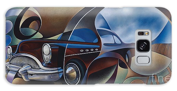 66 Galaxy Case - Dynamic Route 66 by Ricardo Chavez-Mendez