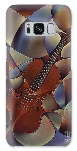 Dynamic Violin Galaxy Case