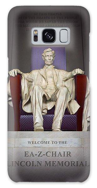 Ea-z-chair Lincoln Memorial 2 Galaxy S8 Case