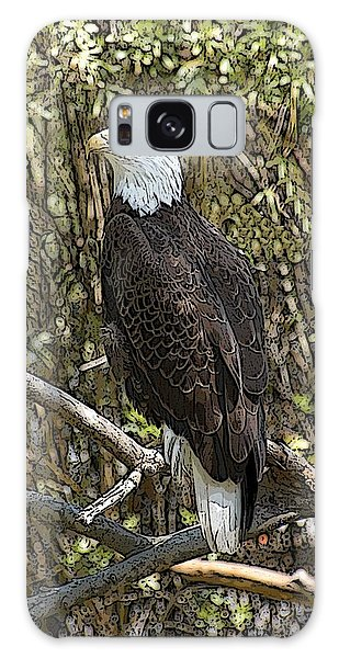 Eagle Galaxy Case by Donald Williams