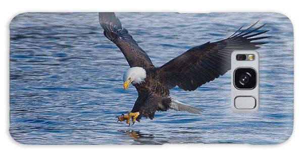 Eagle Fishing Galaxy Case