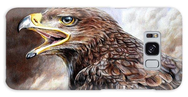 Eagle Cry Galaxy Case