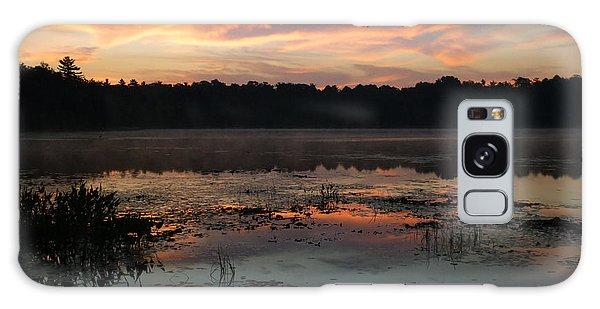 Eagle River Sunrise No.5 Galaxy Case