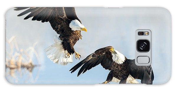 Eagle Showdown Galaxy Case